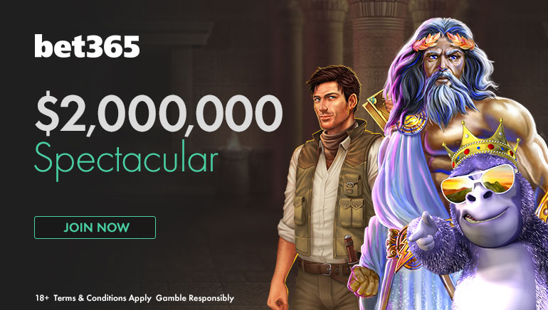 Take Part in the $2 Million Spectacular Offer At bet365