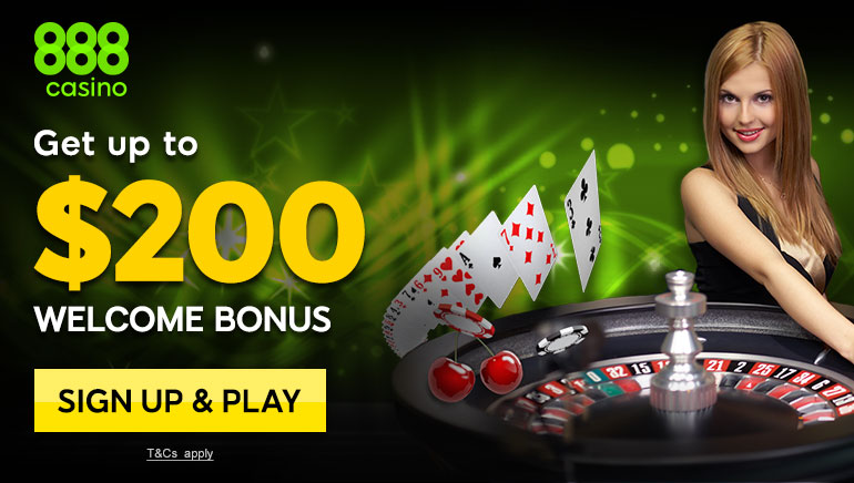 Players Will Love 888 Casino's Awesome Online Casino Games & Welcome Bonus