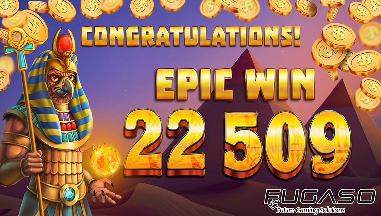 Player Wins Big on Fugaso's The Mummy Win Hunters Epicways Slot