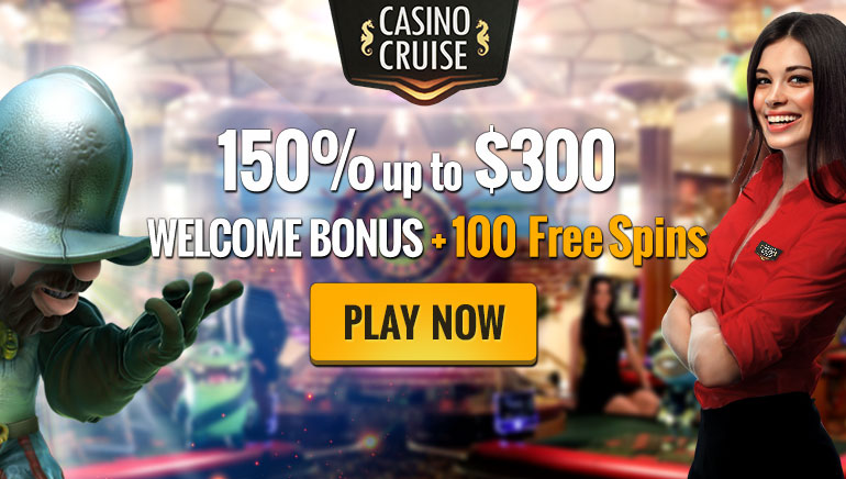 Exclusive Offer For Casino Cruise With Increased Bonus And Free Spins