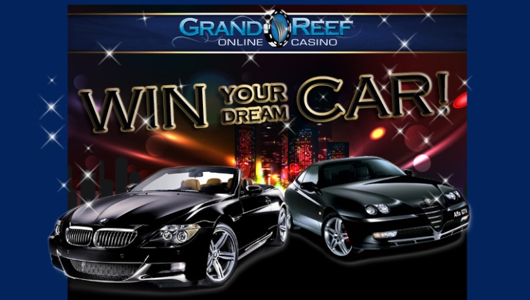 Win Your Dream Car with Grand Reef's Revved Up Promotion