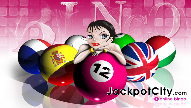 JackpotCity Bingo Dishes Out $25 Free