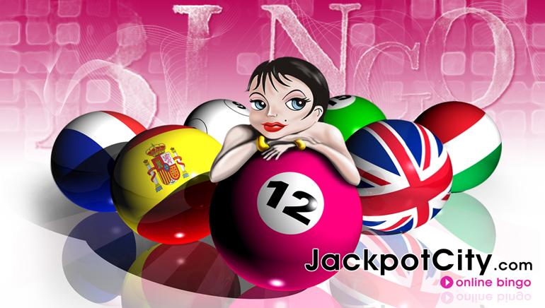 JackpotCity Bingo Dishes Out $25 Free