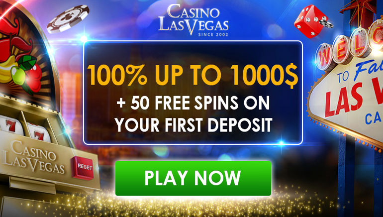 Get an Exclusive 2019 Welcome Bonus at Casino Las Vegas