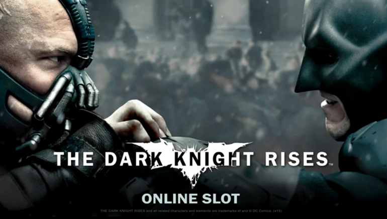 The Dark Knight – Newest Online Casino Superhero!