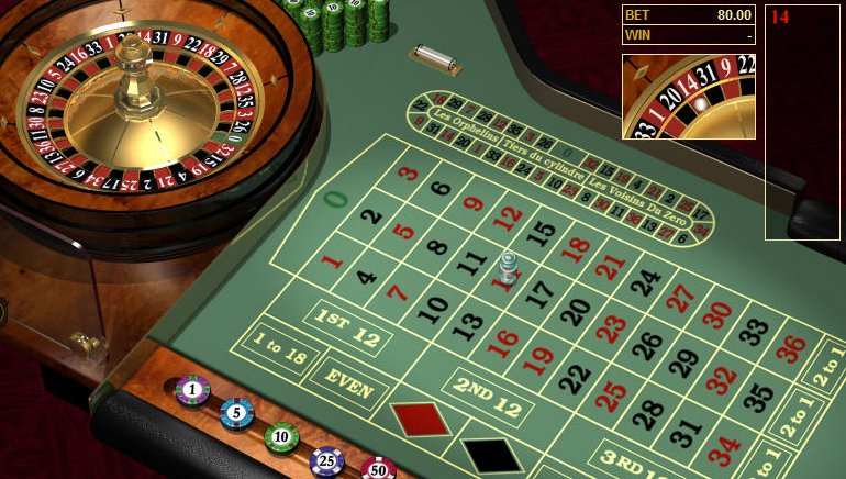 Roulette-online slots how to make a roulette game in java